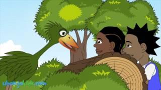 Ubongo Kids Webisode 2 - Ndege Mjanja