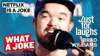Brad Williams at Just For Laughs | What A Joke | Netflix Is A Joke