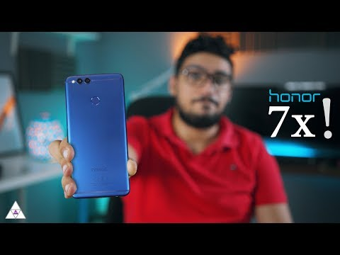 Honor 7x Review |  هل يستحق الشراء فى 2018 ؟