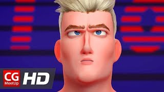 "CGI Animated Short Film: ""Tongue Tied"" by Anthony Jensen 