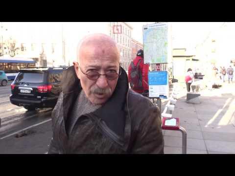 Александр Розенбаум о терракте в Петербурге. (03.04.2017)