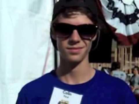 Colin Ford Builds w/ Habitat for Humanity GLA