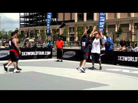 FIBA 3x3 World Tour - New York - The Best Moments