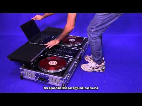 HV CASE PARA PIONEER PRO PLX 1000 Turntable