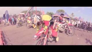Indonesia National Championship Motocross 2014 Husqvarna-Lucas Oil