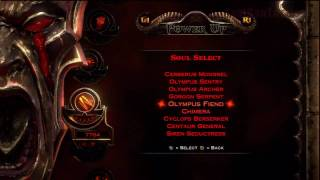 God of War III Trophy Guide: Souled Out - Summon Every Soul With the Claws of Hades
