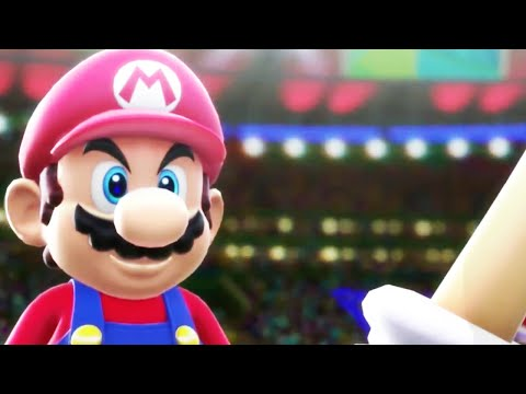 Mario & Sonic at the Rio 2016 Olympic Games Cutscenes Trailer - Nintendo Direct 2016 (All HD)