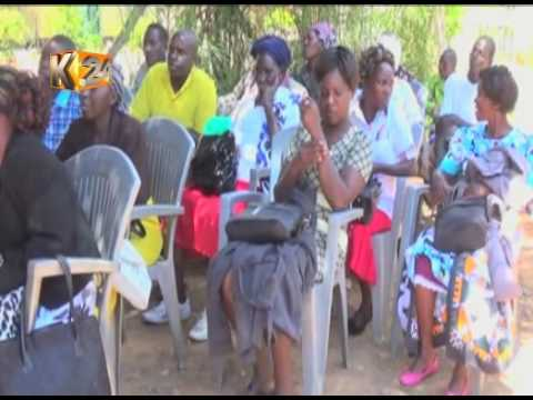 Parents urged to take their disabled children to school in Kitui County