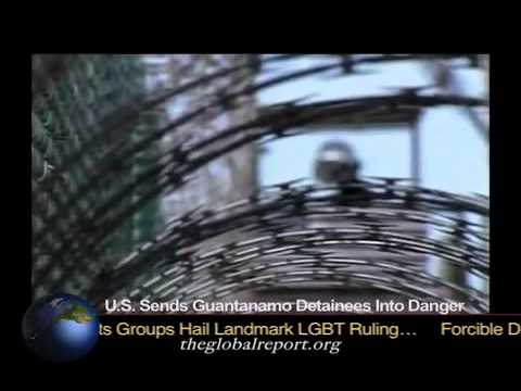 U.S. Sends Guantanamo Detainees Into Danger