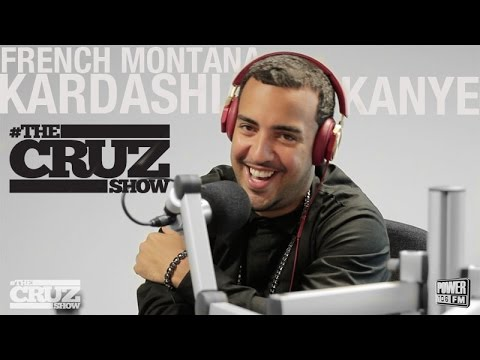 French Montana Talks Kardashians + Working with Kanye On