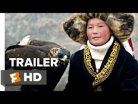 The Eagle Huntress Official Trailer 2 (2016) - Documentary streaming vf