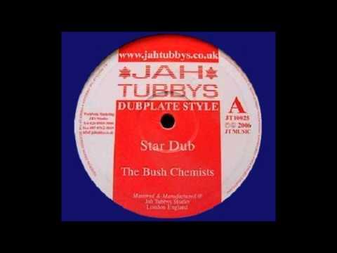 10'' The Bush Chemists - Star Dub