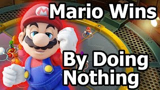 Super Mario Party 〇 Mario Wins by Doing Absolutely Nothing