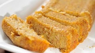 Pan de avena, naranja y plátano - Oat, Orange, and Banana Bread