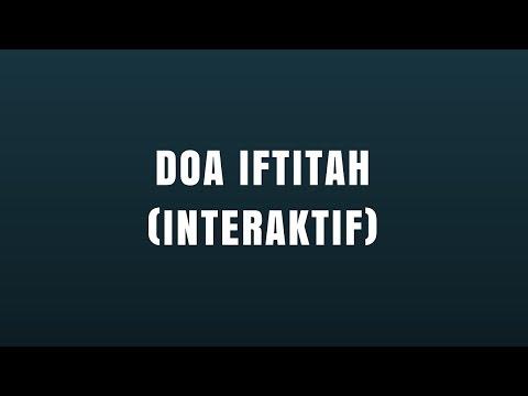 Video doa iftitah