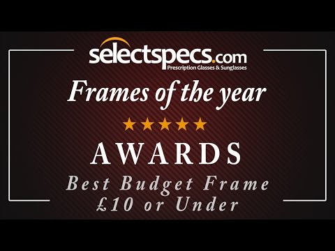 SelectSpecs.com Best Budget Glasses Under £10 - Savannah 2439