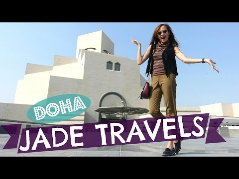 Doha, Qatar with Jade Seah Part 4 / 5 | Jade Travels