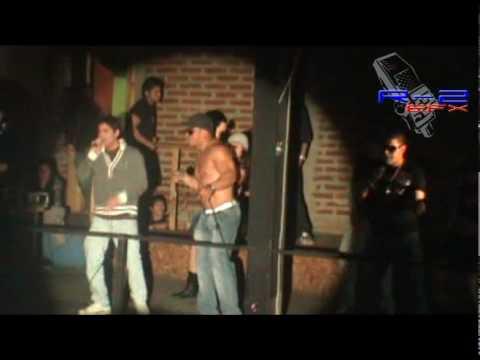 Santana Jedis Ft Gote Y Animal - Sexy Y Casual - R2 Efx - En Vivo Reggaeton Chileno video