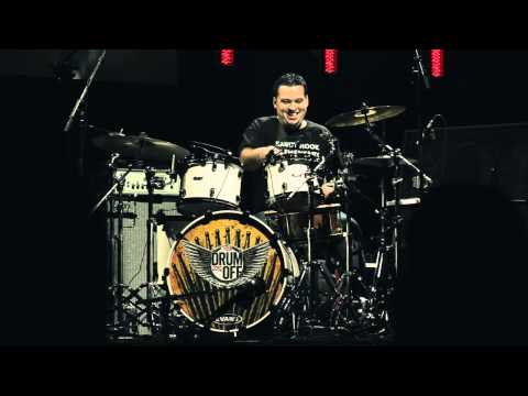 Guitar Center Drum-Off 2012 Champion Juan Carlos Mendoza klip izle