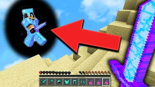 I HIT SOMEONE INTO THE VOID!! (Minecraft Ice Factions #46)