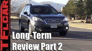 Top 5 Things I Love about My 2015 Subaru Outback: (Part 2 of 2)