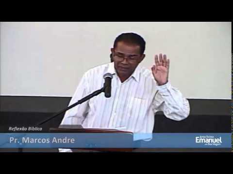 Reflexão Bíblica | 19/04/2015 - Pr. Marcos André (Manhã)