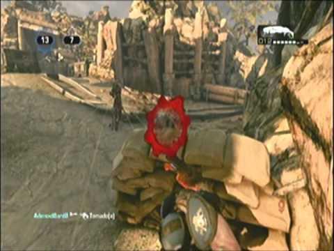Gears of war 3 ||Poseido por malafama||