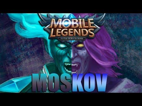 Ketika Player Dota Maen Mobile Legend With Mr K Mobile