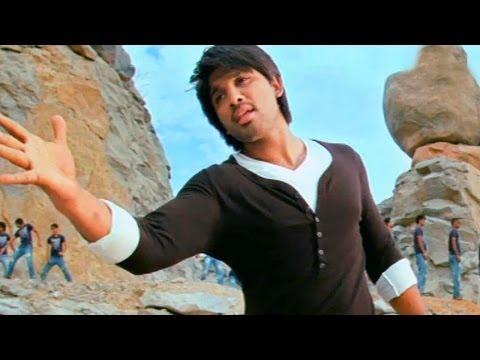 Race Gurram Allu Arjun Songs || Kalalu Kaavule - Varudu video