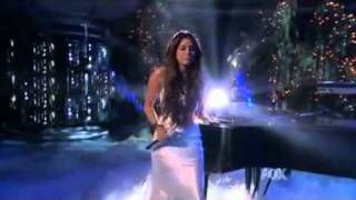 Miley Cyrus - When I Look At You - American Idol - LIVE
