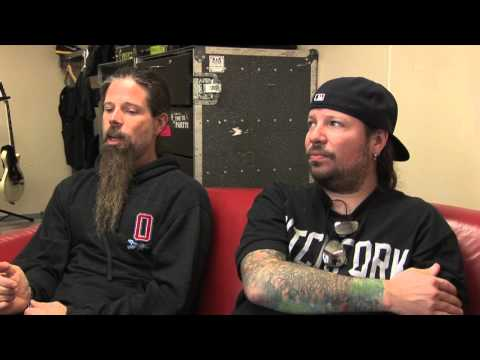 Lamb Of God interview - Chris and Willie Adler (part 2)