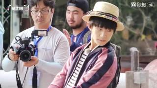 [TFBOYS Dịch Dương Thiên Tỉ] Tổng hợp fancam Chiên quay Baby let me go mùa 2