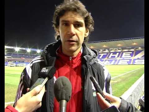 Aitor's Post-Match Reaction: Birmingham City