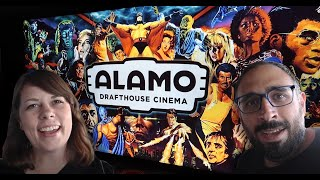 BEST Movie Theater Ever? Alamo Drafthouse Los Angeles Tour