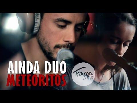 Ainda Dúo - Meteoritos / Live @ Firgun 14/09/2014