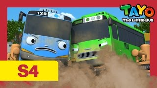 Tayo S4 EP10 l Who is cooler? l Tayo the Little Bus l Season 4 Episode 10