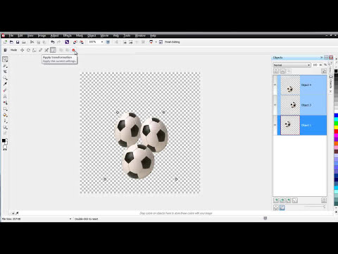 CorelDRAW X6 for Beginners Working with Objects in Corel PhotoPaint