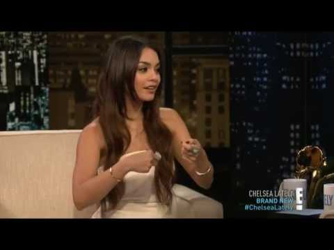 Vanessa Hudgens - Chelsea Lately - Jan 30 video