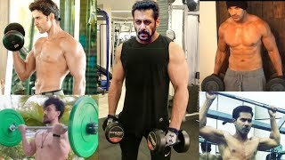 Hrithik,Salman,Tiger and John Home Bodybuilding Workout after Closed Gym in Lockdown | Best Tips