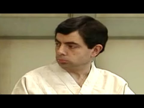 Mr Bean - Judo Class video