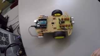 Final Year Projects 2015/2016 in the Dept of Electrical and Electronic Engineering