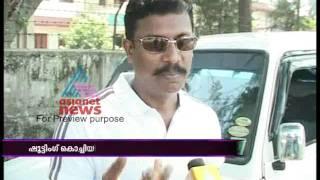 Kochi - The Reporter Malayalam Movie shooting progress in Kochi