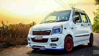 !!TOP 10 BEST WAGON R MODIFIED!!(INDIA)
