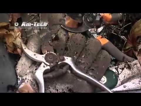 Am Tech Platinum SK5 High Carbon Pruners