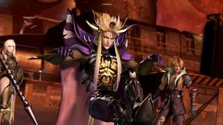 DISSIDIA FINAL FANTASY NT Emperor Mateus forces you to run the Obstacle Course!