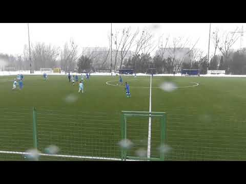 U15: Slovan Bratislava - Baník 3:4 (sestřih branek)