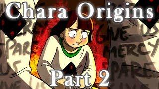 Chara Origins Part 2 (Dogs of Future Past Undertale Comic Dub)