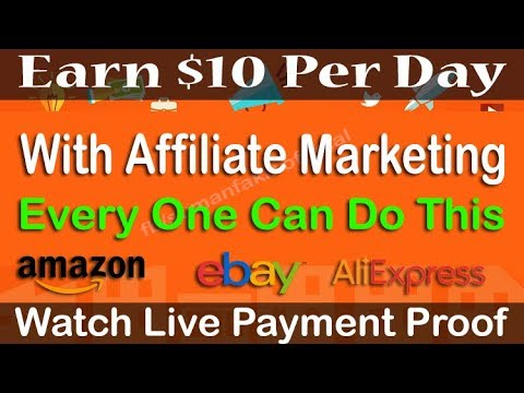 Affiliate Marketing Payment Proof | Affiliate Marketing Success History | Earn $10 Per Day
