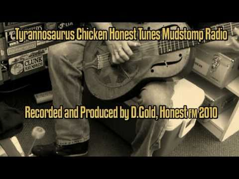 Tyrannosaurus Chicken girl-guy duo covers Mississippi John Hurt acoustic blues song