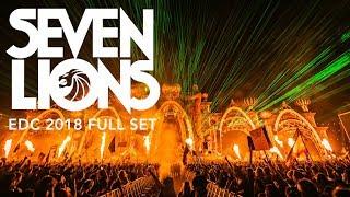 Seven Lions Edc Las Vegas 2018 Full Set